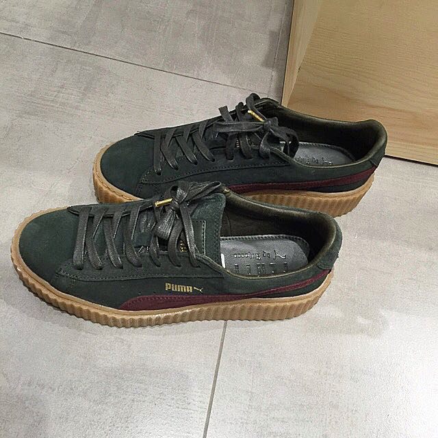 timeless design 5b063 631be Puma Fenty Creepers By RiRi, Women's Fashion, Shoes on Carousell
