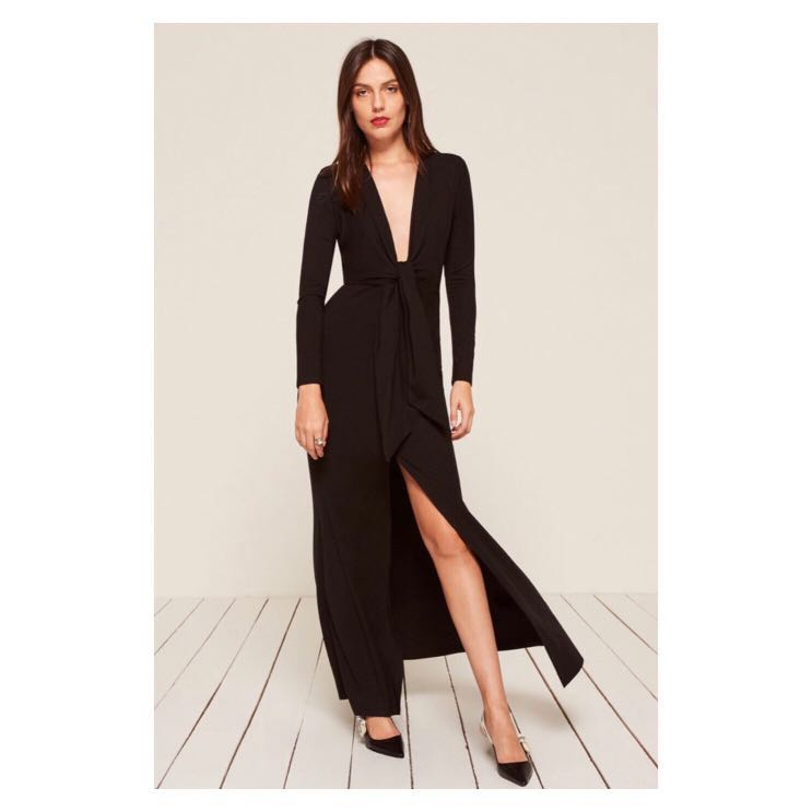Reformation Aria Dress New Sz S 1b17b0051