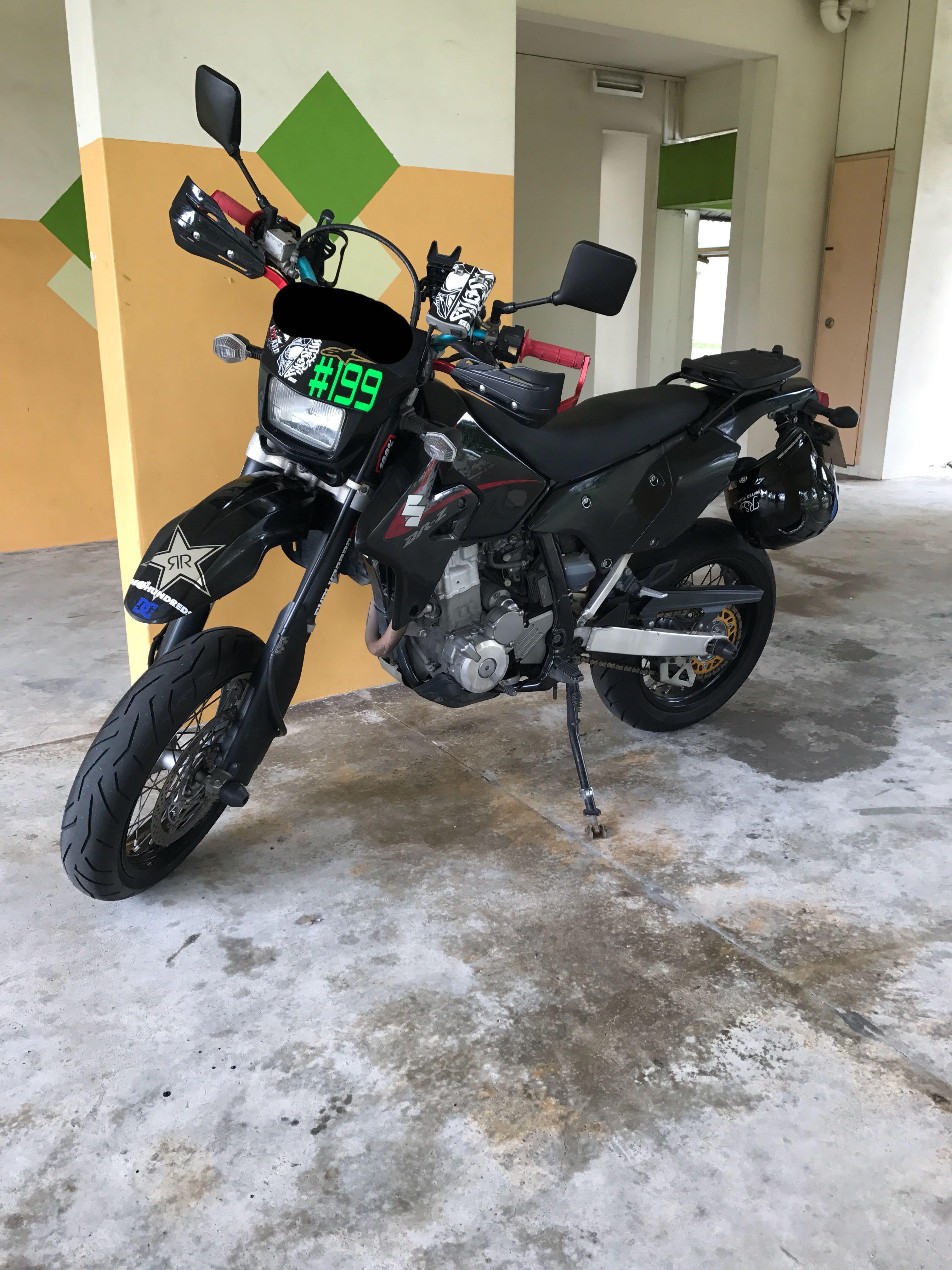 Suzuki Drz400sm coi, Motorbikes, Motorbikes for Sale, Class