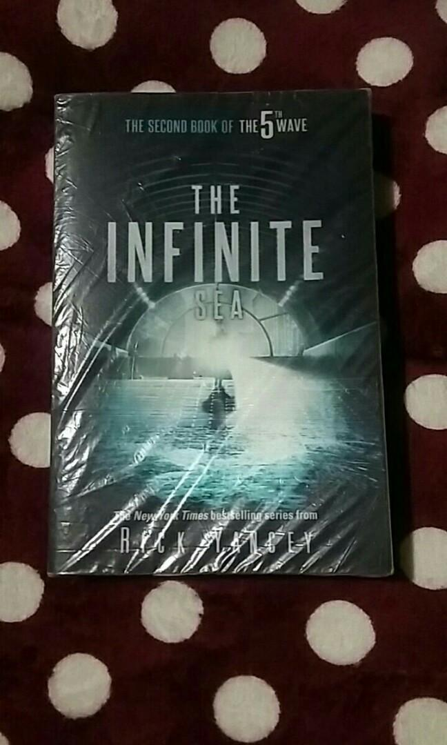 The Infinite Sea (Sequel of The 5th Wave ) on Carousell