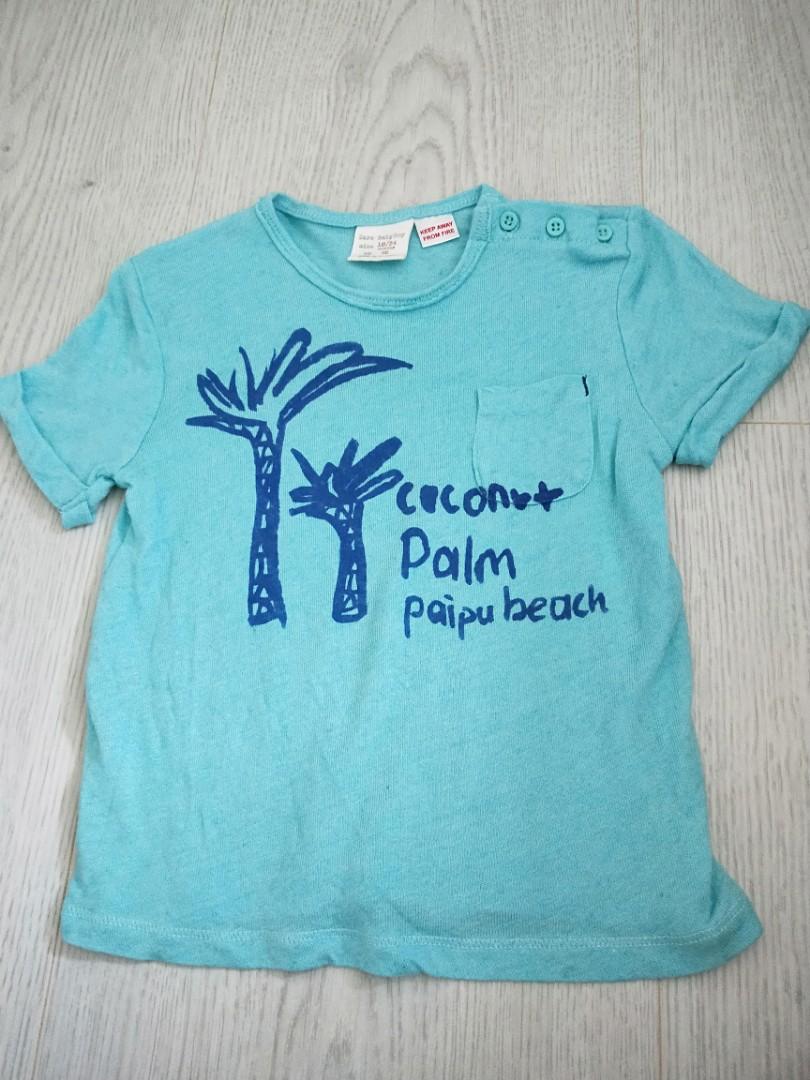 07672bc6b634 ZARA Baby Boy T-shirt (18-24 mths)