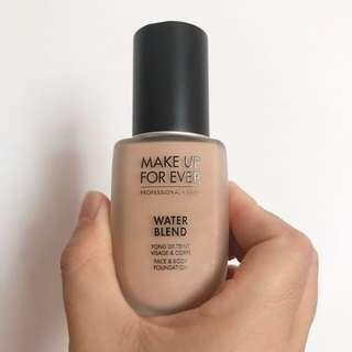 🚚 Make up for ever水分霜