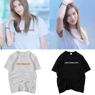 TWICE Sana Short Sleeve Shirt