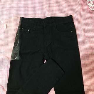 BNIP black high waist jeans