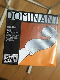 Dominant violin string 弦線 x 1