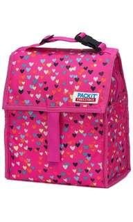 PackIt Freezable Lunch Bag (Hearts)