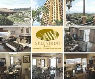 Residential Lots, Condominium Units and Condotel for sale in SPLENDIDO TAAL RESIDENCES - Metro Tagaytay