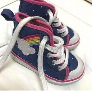 Gymboree Baby Sneakers/baby shoes/kasut baby