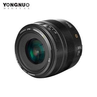 Yongnuo YN50mm Lens F1.4 Nikon  Standard Prime Lens Auto Focus for Nikon DSLR