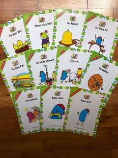 Jellybeans English books