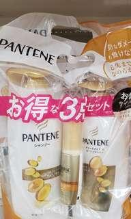 PANTEEN SHAMPOO AND CONDITIONER + TREATMENT