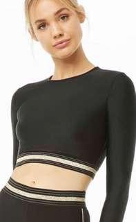 Forever 21 cropped