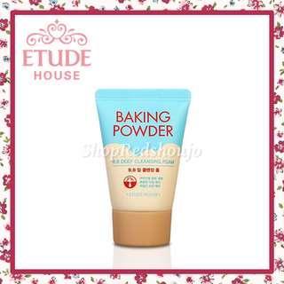 E-House Baking Powder  BB Deep Pore Cleansing Foam 30 ml