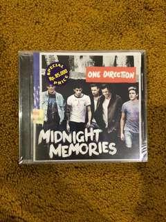 Album One Direction Midnight Memories
