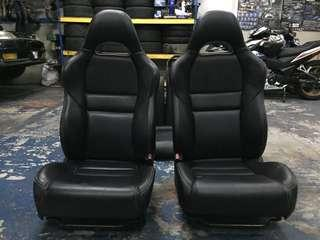 Seat leather dc5