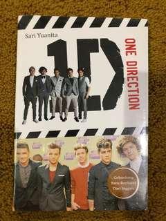 Buku One Direction by Sari Yuanita