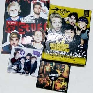 FREE SHIPPING 5 Seconds of Summer (5SOS) Bundle