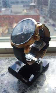 BNIB Vestal Doppler Rose Gold Watch