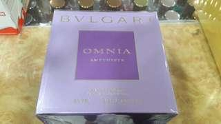 Authentic/Original Brand new Bvlgari Omnia Amethyste