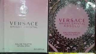 Authentic/Original Brand new Versace