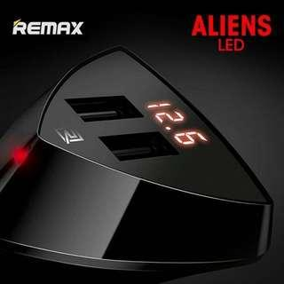 Remax Dual USB Car Charger 3.4A