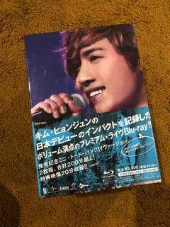 First Impact (First Press Limited Edition)(Japan Version) Kim Hyun Joong