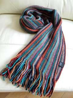(超超長!)Chanel Vintage Scarf 頸巾 圍巾