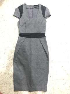 Doublewoot Grey Dress