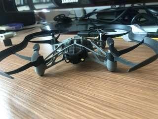 迷你航拍機 - PARROT MiniDrone swat airborne night drone