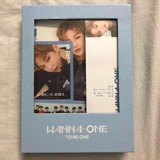 Wanna One Kang Daniel To Be One Sky Version Album Full Set