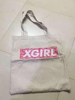Xgirl Tote Bag