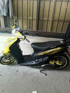PTPA FOR SALE MIO SPORTY 2013 MODEL
