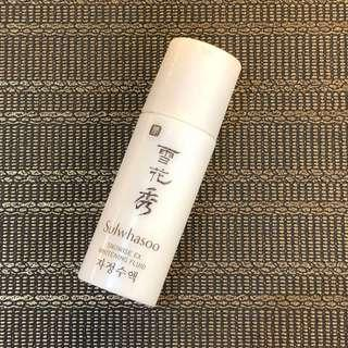 🇰🇷 Sulwhasoo Snowise EX Whitening Fluid  雪花秀滋晶雪膚美白乳液