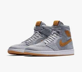 全新 降價 Air Jordan 1 Retro High Flyknit