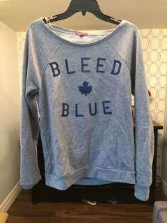 Brand new Toronto Maple Leafs crewneck sweater