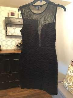 Great forever 21 mesh party dress