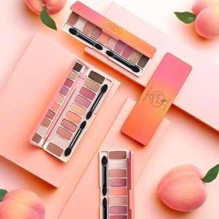 ✨🍑INSTOCK! Etude House Play Color Eyes Peach Farm