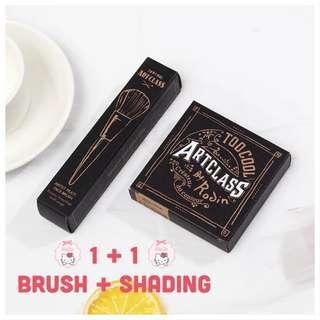 ✨INSTOCK! 1+1 Too Cool For School Brush + Shading