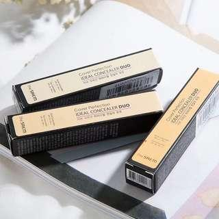 ✨INSTOCK! The SAEM Cover Perfection Ideal Concealer Duo Recommended by Pony!