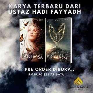 Syurga buatku pendosa & The last kingdom