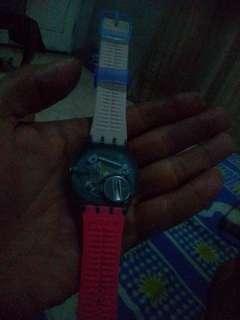 Swatch cronos \ original(jam wanita\BU banget)
