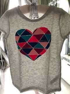 Girls T-Shirt 4T