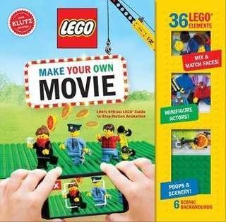 Lego Book - make you own movie