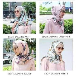 Jasmine Vanilla Hijab