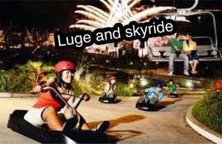 Luge & Skyride