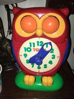 Tomy time telling