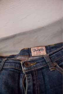 Wrangler Denim Jeans Slim Fit #mauiPhoneX