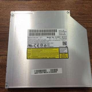 DVD Rewriter 12.7mm Suitable for laptop