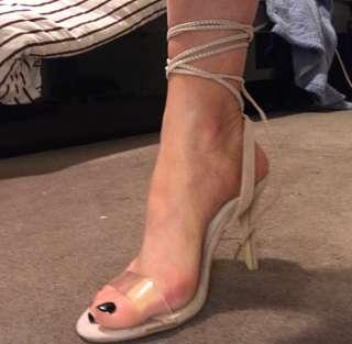 Betts Nude Heels - Never Worn
