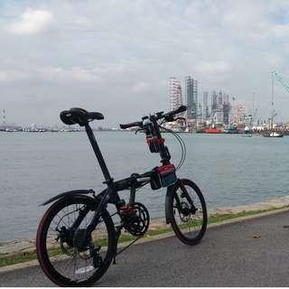 Java TT-Pro 16 speed 16s Folding Bike